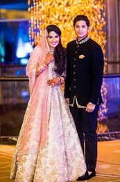 Sania Mirza-Sister-Wedding-Outfits-Mystylespots4