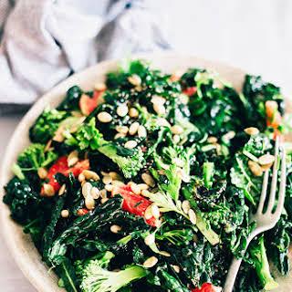 Master Green Detox Salad.