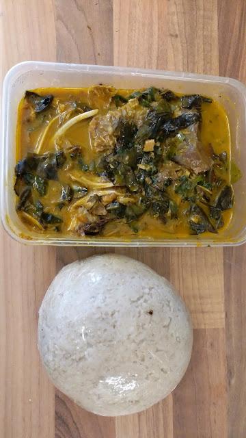 HEALTHY AND SIMPLE ALTERNATIVE TO MAKING NIGERIAN SWALLOW, FUFU, GARRI OR SEMOVITA lilyofnigeria.com