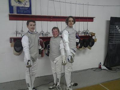 Sam, Gielis en bas winnen goud op het ploegentoernooi in St-Niklaas