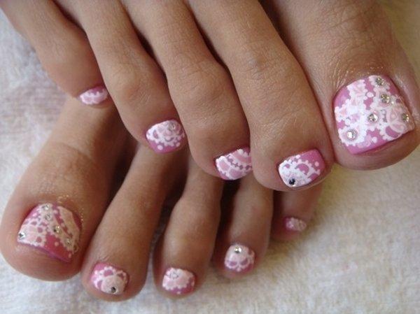 Adorable Toe Nail Art Ideas For Trendy Girls Styles Art