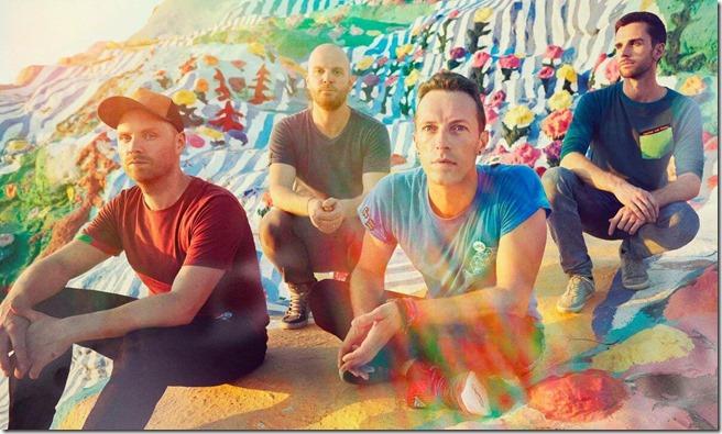 Recital de Coldplay en Buenos Aires 2017