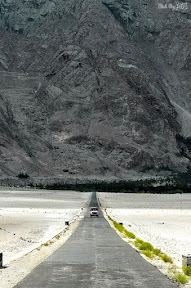 Road to Shigar Valley, Skardu, Gilgit-Baltistan