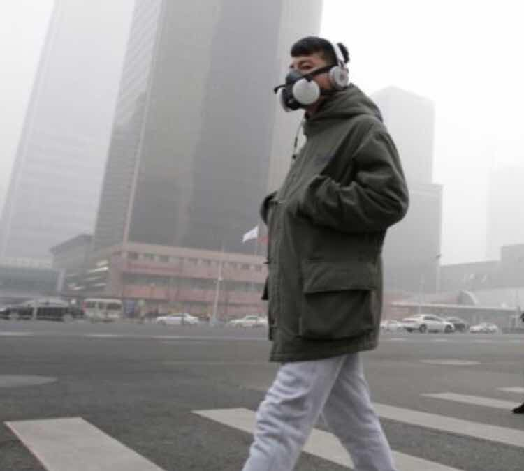 Concerns about polluted air, inside and outside