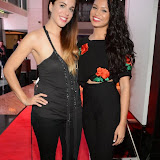 WWW.ENTSIMAGES.COM -     Jessica Greenfield and Estelle Lavaud    at         Nightrider 2015 - VIP launch party at Grange St Paul's Hotel, London November 4th 2014Charity bike ride launches its 2015 challenge. Main event takes place in June 2015                                               Photo Mobis Photos/OIC 0203 174 1069