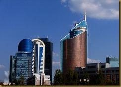 Futuristic Skyline
