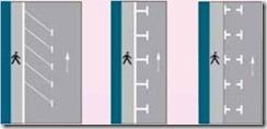 เส้นช่องจอดรถ