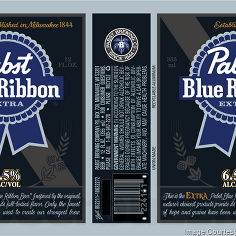 Pabst Adding Pabst Blue Ribbon Extra