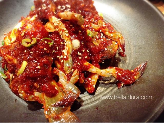 restaurant halal korea