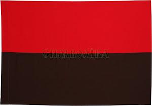 Прапор УПА з габардину П6Г УПА (90*135см)