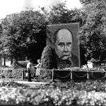 kviti_004_Портрет Т.Г. Шевченко на Проспекте Шевченко, 1964 г.jpg