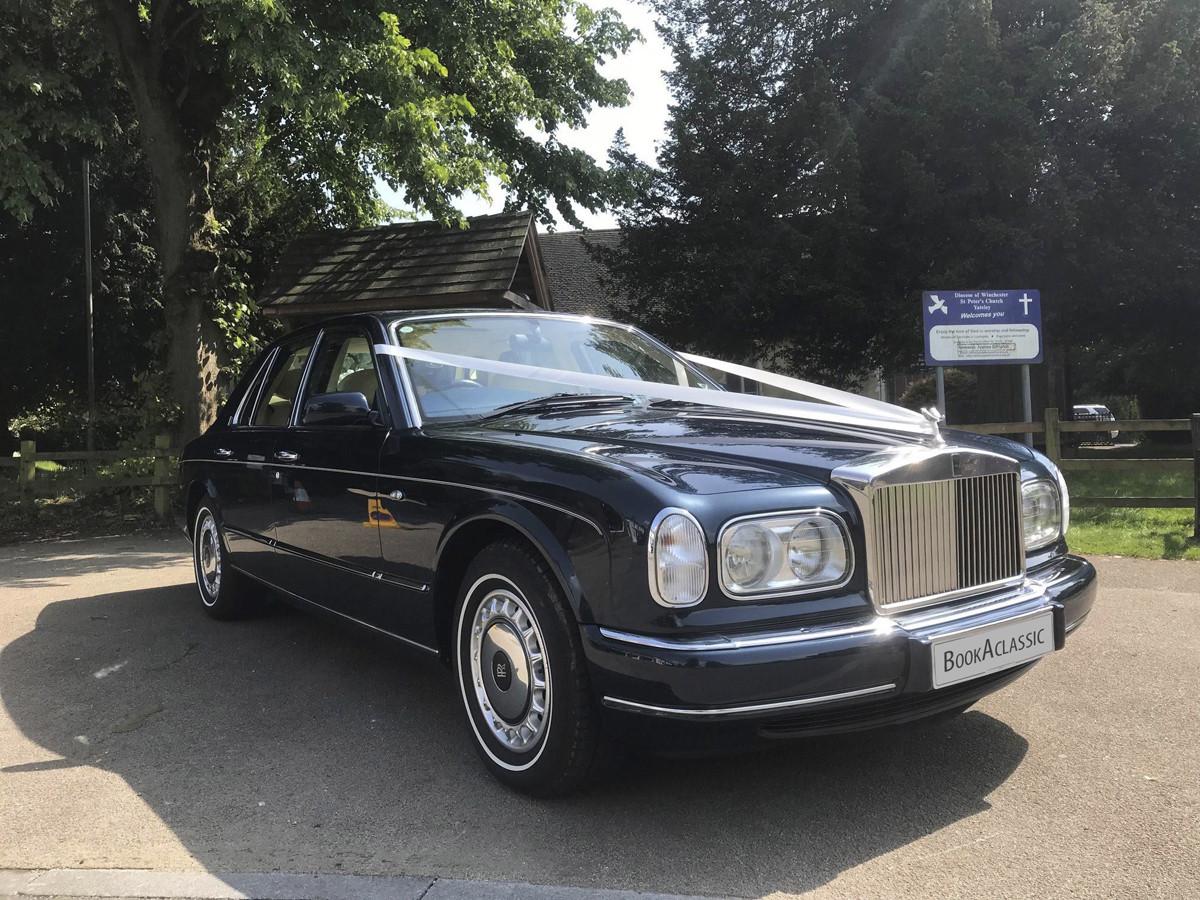 Rolls-Royce Silver Seraph Hire Fleet