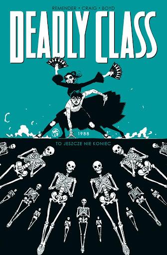 Deadly Class tom 6 okładka