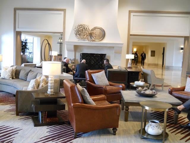 La Cantera Hill Country Resort lobby