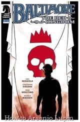 Actualización 03/05/2017: Gracias a un tradumaquetador anónimo tenemos el numero dos de la nueva aventura de Baltimore: El Reino Rojo.