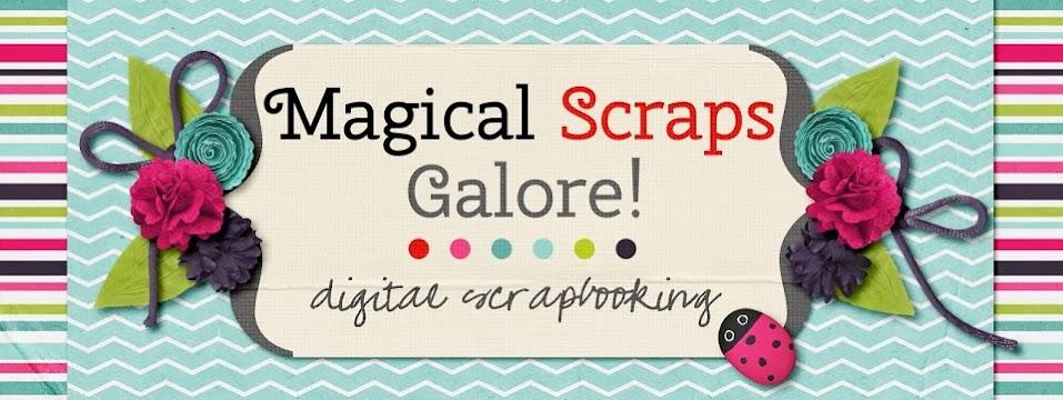 Magical Scraps Galore