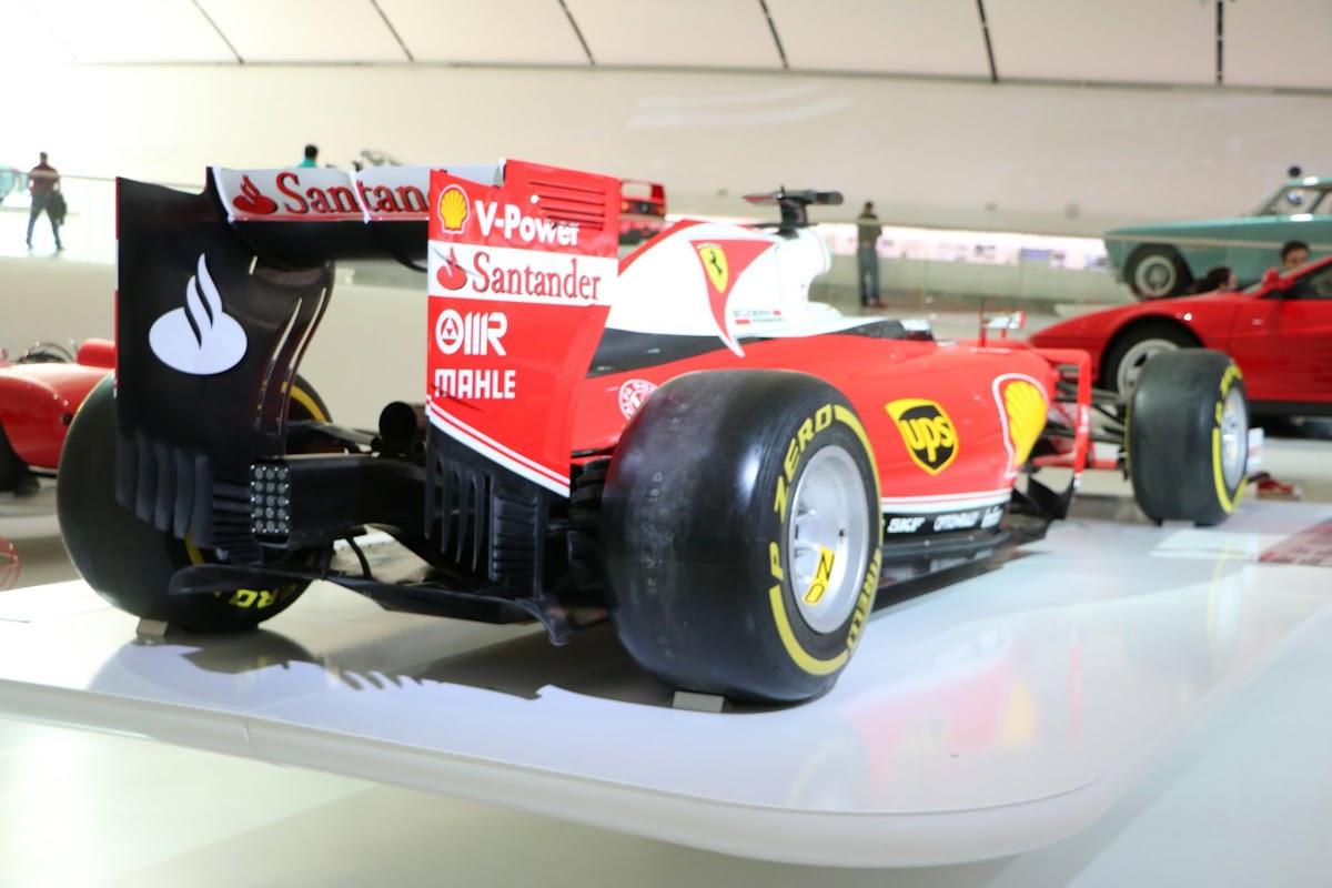 Modena - Enzo Museum 0080 - 2016 Ferrari SF16 F1.jpg