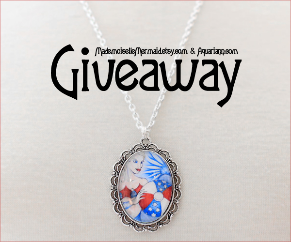 Mermaid Jewelry Giveaway