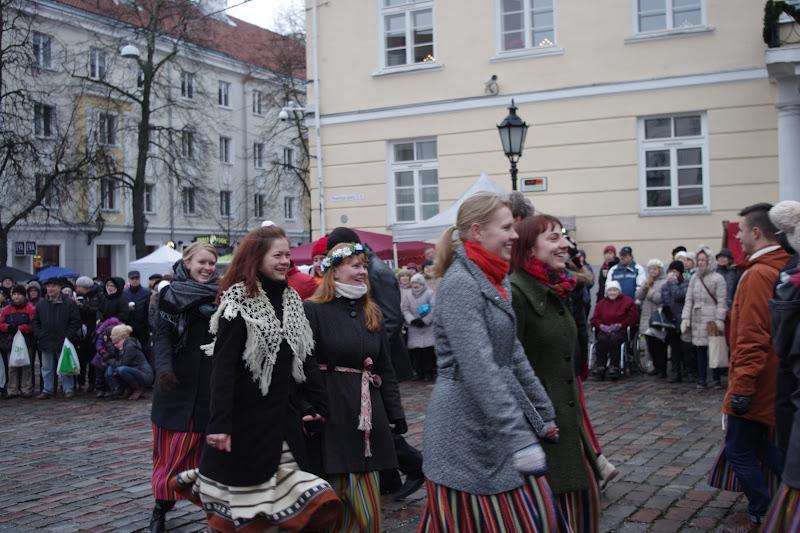12. detsember 2015 - Tartu talvine tantsupidu Raekoja platsil - IMGP9050.JPG