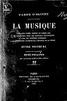 La Musique (1896,in French)