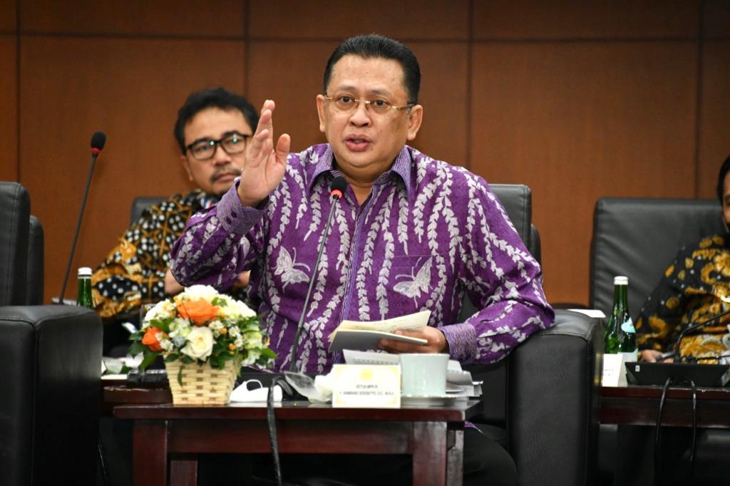 Bamsoet Dorong Pemda Serap Anggaran Rp 170 Triliun di Bank