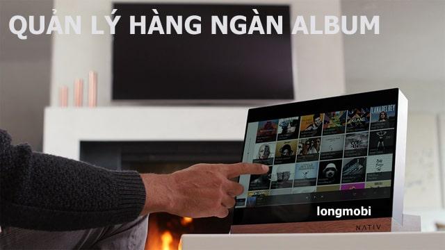 music server dinh cao nhac so