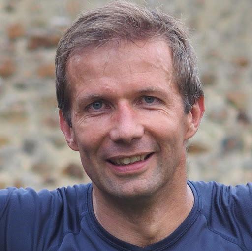 Christian participe à la course des 2 châteaux pour soutenir L'Arche à Pierrefonds !
