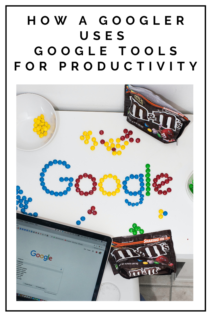 Click to read now or pin to save for later! Find out how a Googler uses Google calendar and Gmail for productivity