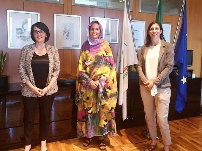 Constituido el primer intergrupo de apoyo al Sáhara Occidental en el Parlamento regional de Emilia-Romaña (Italia).