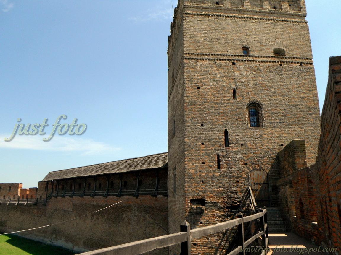 Замок Любарта - Стыровая башня фото