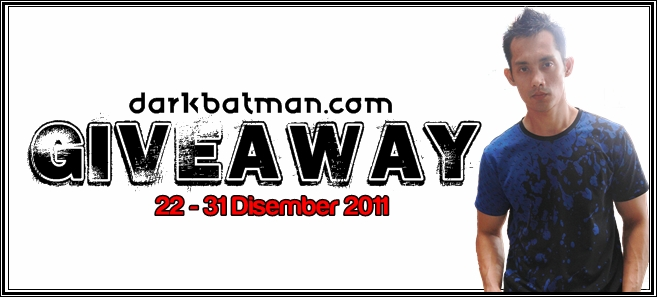 banner GA Darkbatman GIVEAWAY BY DARKBATMAN.COM