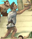 God Hephaestus