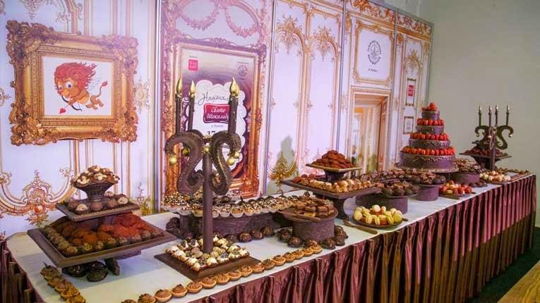 Національне Cвято Шоколаду у Львові відвідало понад 20 тис. львів'ян та гостей міста