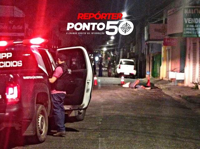 CPF é cancelado durante tentativa de assalto no Centro de Teresina