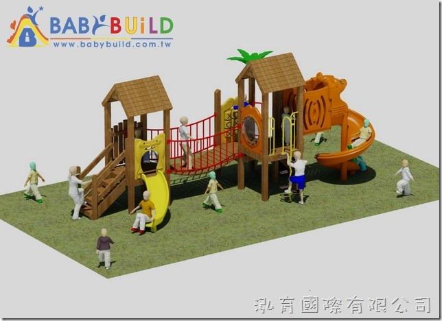 BabyBuild幼兒園遊具規劃