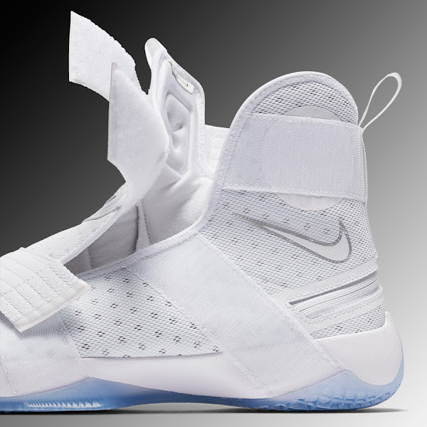 LeBron James and Nike Unveil FlyEase Version of LeBron Soldier 10