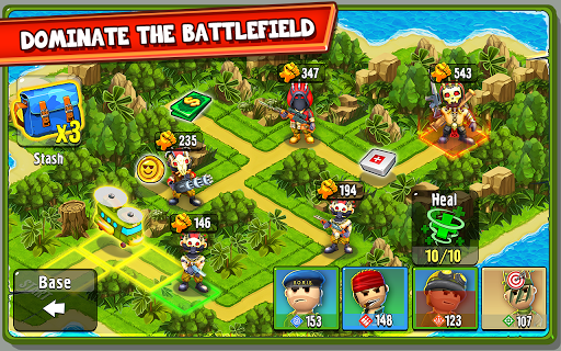The Troopers: minions in arms screenshot 8