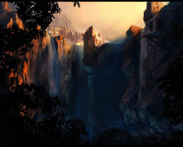 Sorrow Of Horror Landscape, Magical Landscapes 6