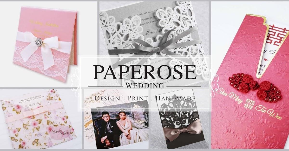 List Of Wedding Invitation Card And Stationery Diy