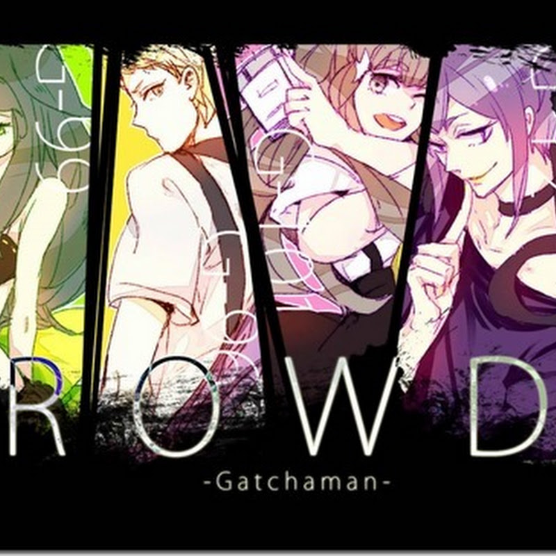 [Review] Gatchaman Crowds