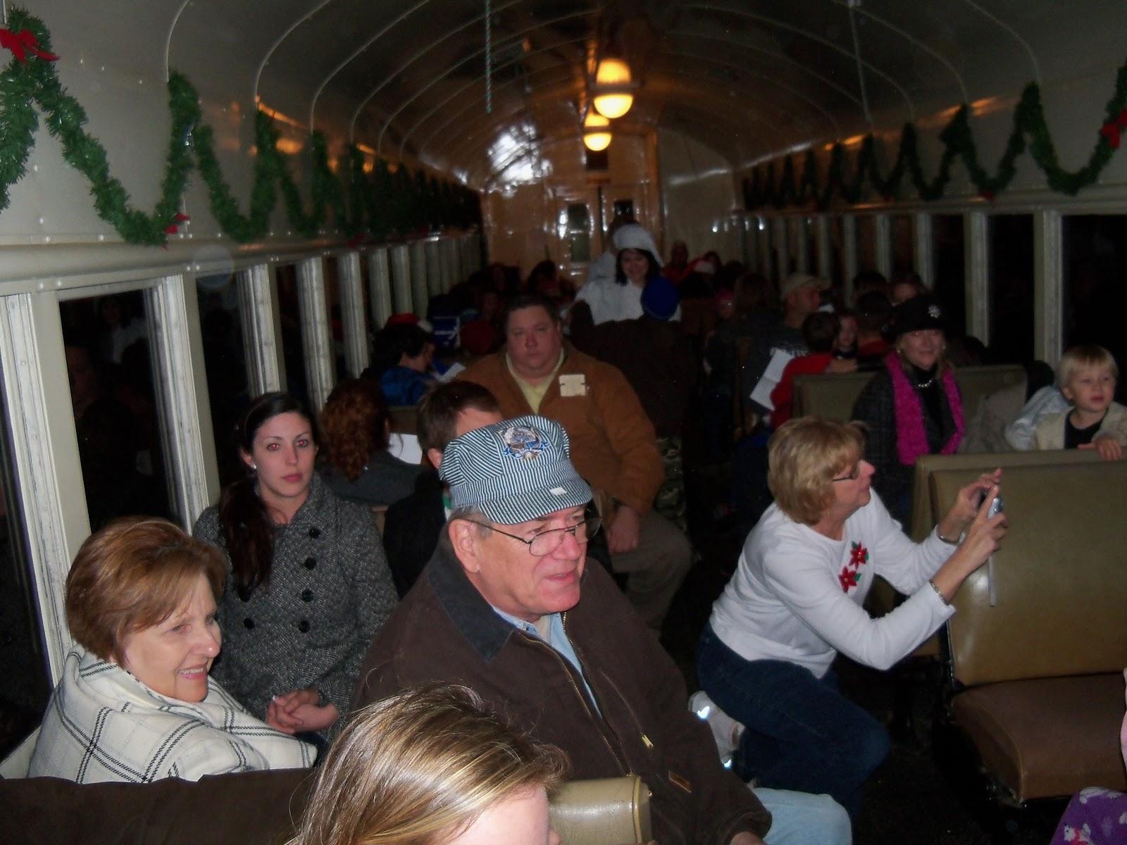 Polar Express Christmas Train 2010 - 100_6304.JPG