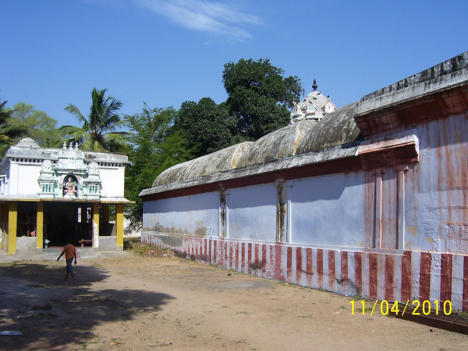 Sri Aaduthurai Perumal Temple (Thirukoodalur), Thanjavur - Divya Desam 14