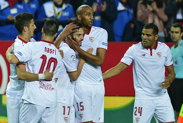 Sevilla 2 - 1 Leicester City UEFA Champions league (ALL GOALS HIGHLIGHT)
