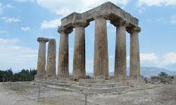 Templo de Apolo - Antigua Corinto