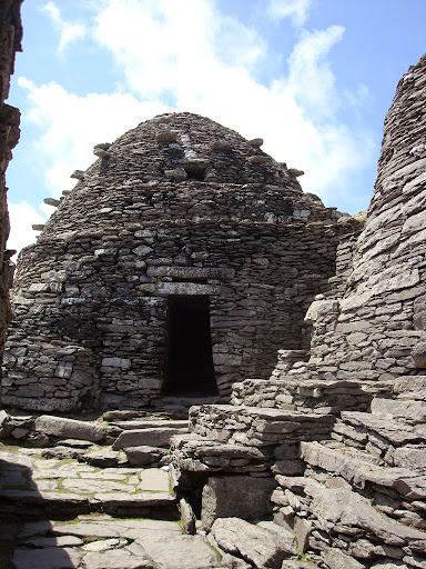 skellig michael misterioso monasterio