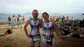 Triathlon Sprint di Saint Tropez 2015