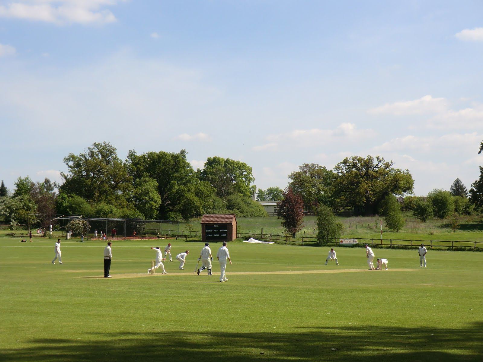 CIMG6822 Merstham Cricket Club