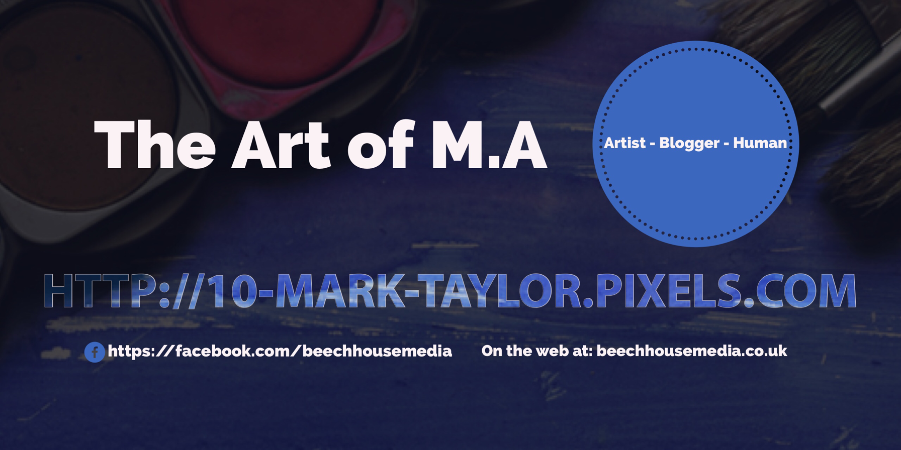 the art of M A Taylor available from Pixels