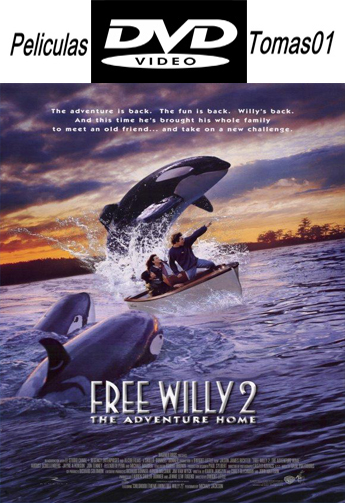 Liberen a Willy 2 (Liberad a Willy 2) (1995) DVDRip