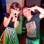 at B-1 Dynamite!! in Roppongi, Tokyo, Japan